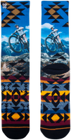 Multi XPOOOS Sokken MOUNTAIN  - medium