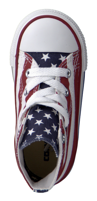 CONVERSE Baskets HI CORE K en blanc - large
