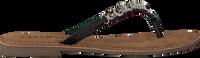 Zwarte LAZAMANI Slippers 75.341  - medium