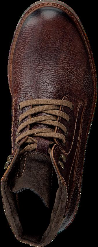 OMODA Bottines à lacets 780054 en marron  - larger