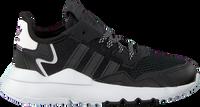 Zwarte ADIDAS Lage sneakers NITE JOGGER C  - medium