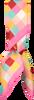 ROMANO SHAWLS AMSTERDAM Foulard 85609 en rose  - small