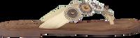 Witte LAZAMANI Slippers 75.451  - medium