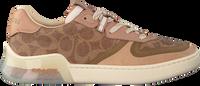Bruine COACH Lage sneakers ADB SIG PVC COURT  - medium