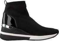 MICHAEL KORS Baskets montantes SKYLER BOOTIE en noir  - medium