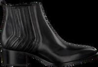 Zwarte VIA VAI Enkellaarsjes 5101033 - medium
