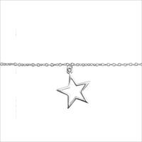 Zilveren ATLITW STUDIO Armband SOUVENIR BRACELET STAR - medium