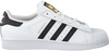 ADIDAS Baskets SUPERSTAR J en blanc - small