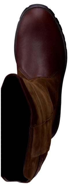 DUBARRY Bottes hautes CLARE en marron - large