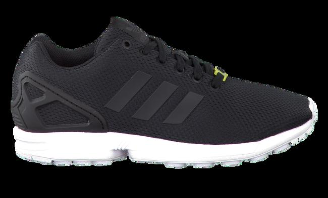 zwarte adidas sneakers zx flux heren