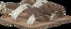 GIOSEPPO Sandales COWKID en blanc - small
