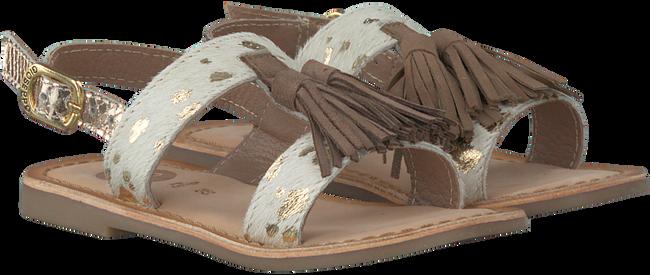 GIOSEPPO Sandales COWKID en blanc - large