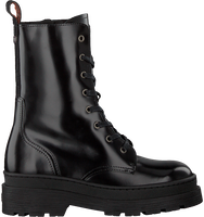 SCOTCH & SODA Bottines à lacets AUBRI 741069 en noir  - medium