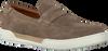 MAZZELTOV Chaussures à enfiler 51127 en beige  - small