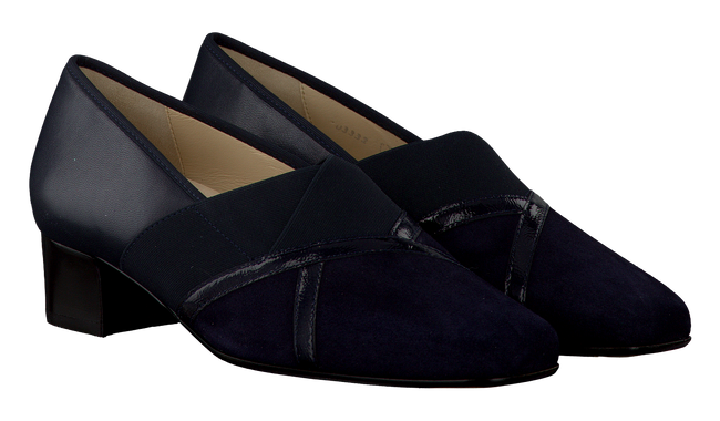 Blue HASSIA shoe 6-303332  - large