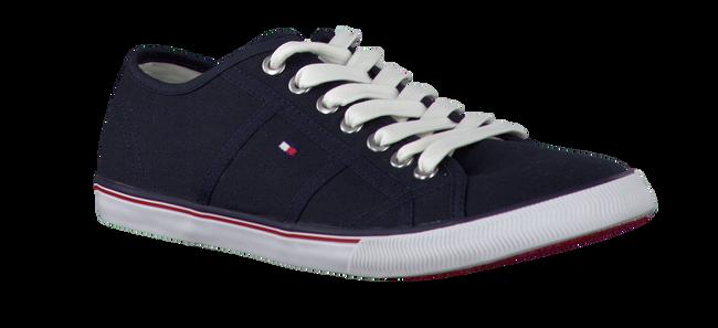 TOMMY HILFIGER Chaussures à lacets VANTAGE 2A en bleu - large