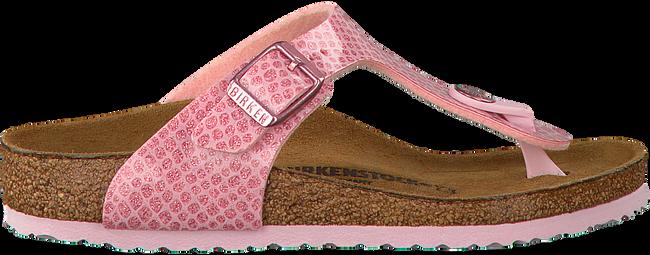 Roze BIRKENSTOCK PAPILLIO Slippers GIZEH KIDS  - large