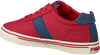 POLO RALPH LAUREN Baskets HANFORD en rouge - small