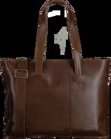 Bruine MYOMY Handtas MY PAPER BAG WRAPPED WORKBAG  - medium