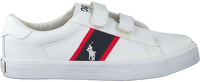 POLO RALPH LAUREN Baskets GEOFF EZ en blanc  - medium
