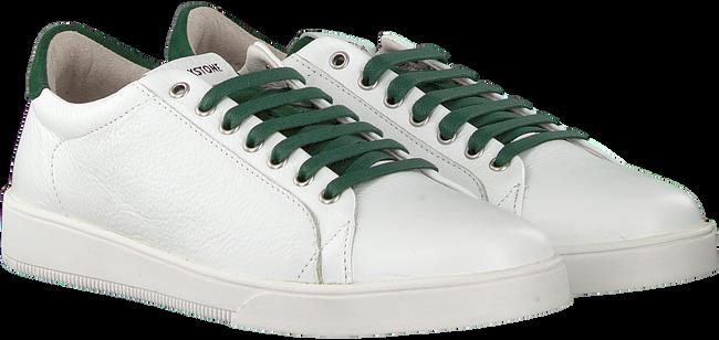 Witte BLACKSTONE Lage sneakers RM31  - large