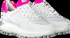 MARIPE Baskets basses 30286 en blanc  - small