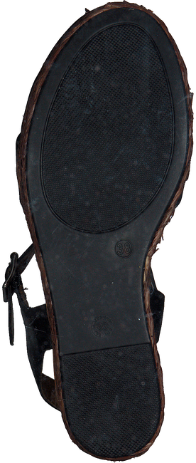 Zwarte VERTON Sandalen 52103  - large