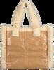 STAND Sac bandoulière LOLITA KOZAK BAG en beige  - small