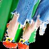 HAPPY SOCKS Chaussettes LINER en multicolore  - small