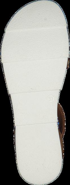 OMODA Sandales 740019 en cognac  - large