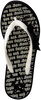 Zwarte REPLAY Slippers KIRI RJ1147  - small