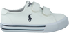 Witte POLO RALPH LAUREN Sneakers SLATER  - small
