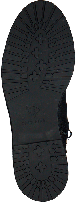 KATY PERRY Bottines à lacets KP0137 en noir - large