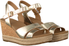 UGG Sandales W CLOVERDALE en or  - small