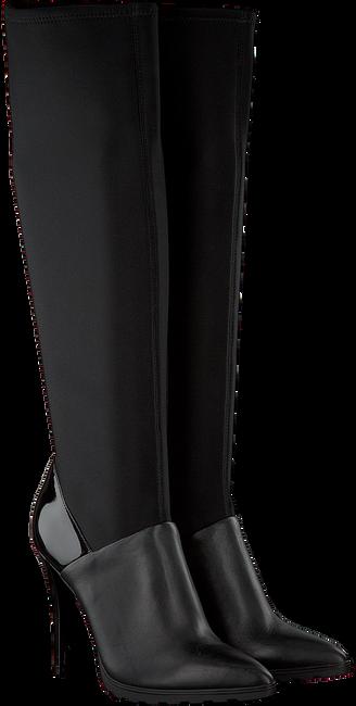 Zwarte CALVIN KLEIN Lange laarzen E5877  - large