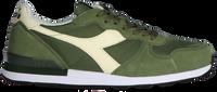 Groene DIADORA Lage sneakers CAMARO - medium