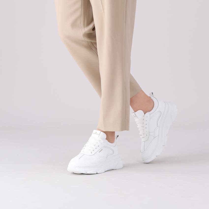 Witte COPENHAGEN STUDIOS Lage sneakers CPH60  - larger