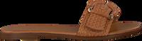 Cognac NOTRE-V Slippers 443019  - medium