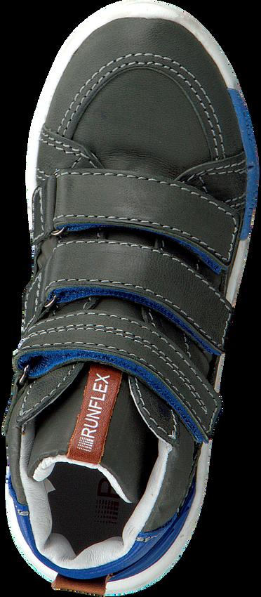 SHOESME Baskets RF7W087 en vert - larger