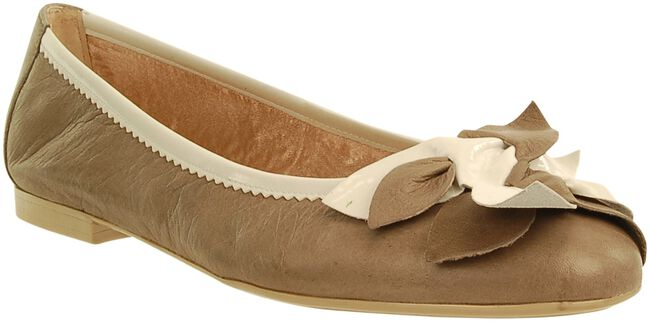 taupe HISPANITAS shoe 03483  - large