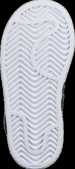 ADIDAS Baskets SUPERSTAR I en blanc - large
