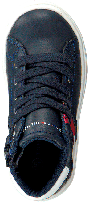Blauwe TOMMY HILFIGER Sneakers 30494  - large