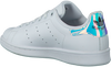 ADIDAS Baskets STAN SMITH KIDS en blanc - small