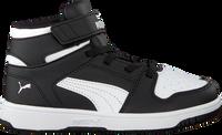 Zwarte PUMA Hoge sneaker PUMA REBOUND LAYUP SL V INF/PS  - medium