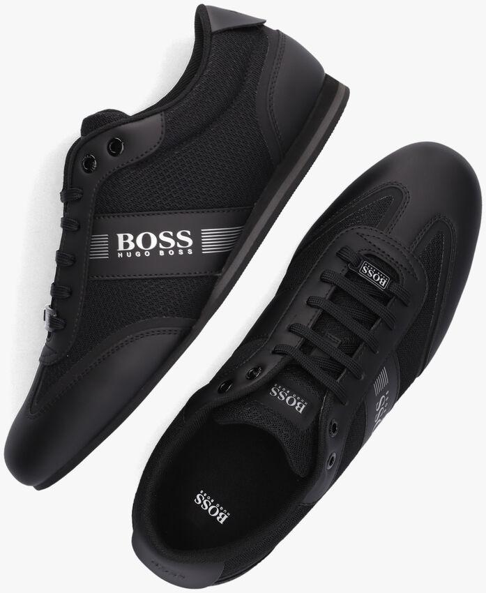Zwarte BOSS Sneakers LIGHTER LOWP MXME - larger