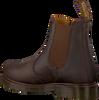 DR MARTENS Bottines chelsea 2976 en marron  - small