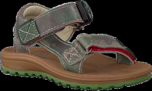 SHOESME Sandales OU8S115 en vert - large