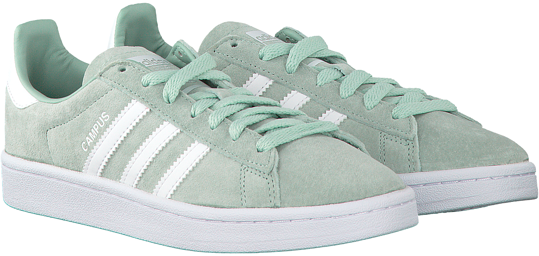 4bc0e920d89 Groene ADIDAS Sneakers CAMPUS DAMES - Omoda.be