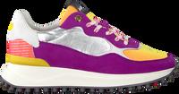 Paarse FLORIS VAN BOMMEL Lage sneakers 85307  - medium