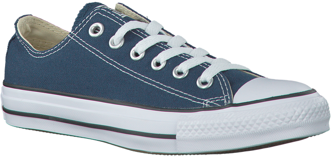 Blauwe CONVERSE Sneakers CHUCK TAYLOR ALL STAR OX DAMES - large